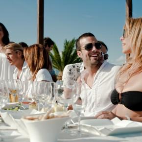 Restaurant enfront del Mar