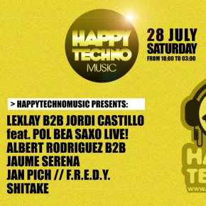 Happy Techno Music Presents