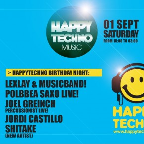 HAPPY TECHNO MUSIC