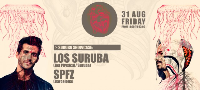 SURUBA SHOWCASE: