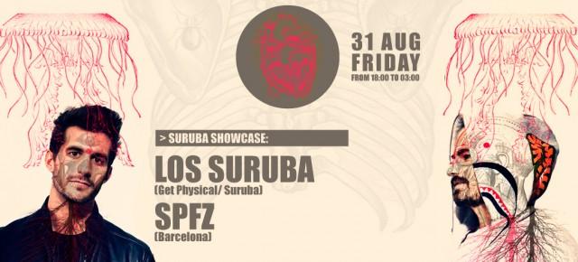 SURUBA SHOWCASE: