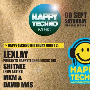 HAPPYTECHNO BIRTHDAY NIGHT 2