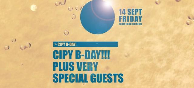 CIPY B-DAY!!!