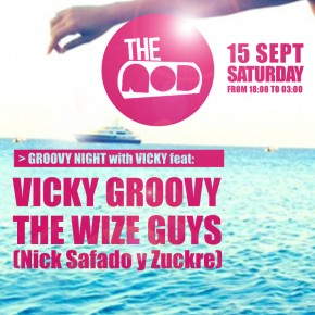GROOVY NIGHT with VICKY feat: