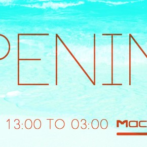 Mac Arena Mar 2014 :: Opening next sunday 08.06.2014