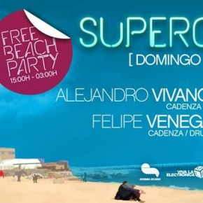 SUPERCLUB @ Mac Arena Mar, SUNDAY AUGUST 31TH
