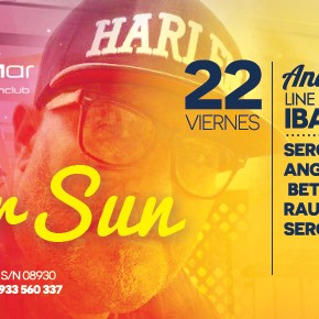 After Sun @ Mac Arena Mar AUGUST FRIDAY 22TH