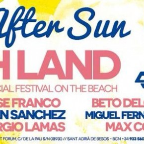 AFTER SUN BEACH LAND:: FRIDAY 01 AUGUST 2014 :: MAC ARENA MAR