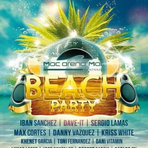 BEACH PARTY FEST, AUGUST WEDNESDAY 20TH