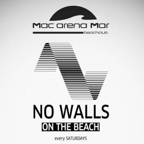 NO WALLS ON THE BEACH:: SATURDAY 02 AUGUST 2014 :: MAC ARENA MAR
