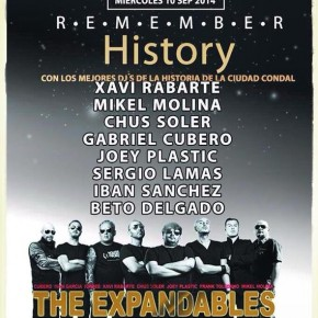 THE EXPANDABLES, SEPTEMBER WEDNESDAY 10TH